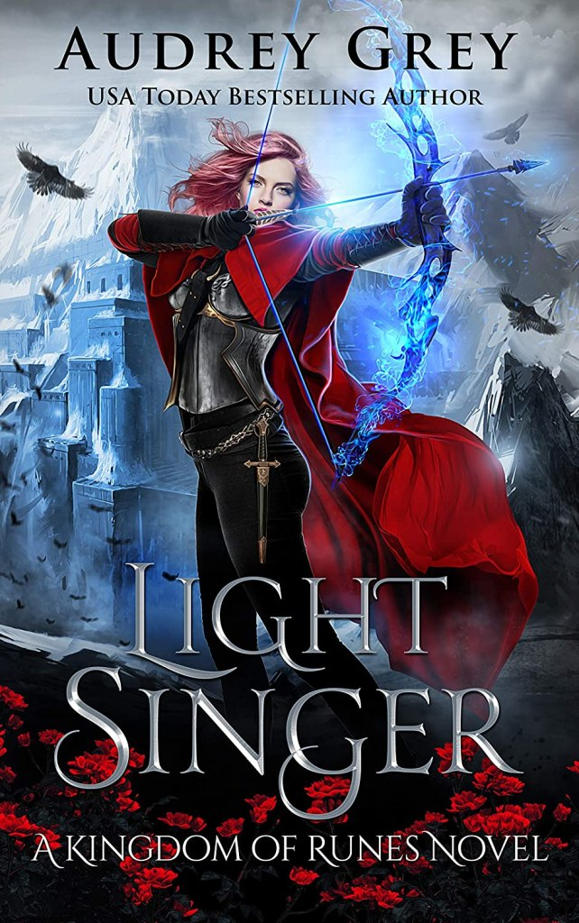 Book Cover: Light Singer