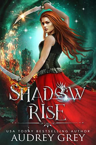Book Cover: Shadow Rise
