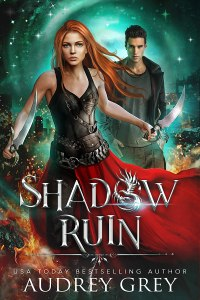 Book Cover: Shadow Ruin