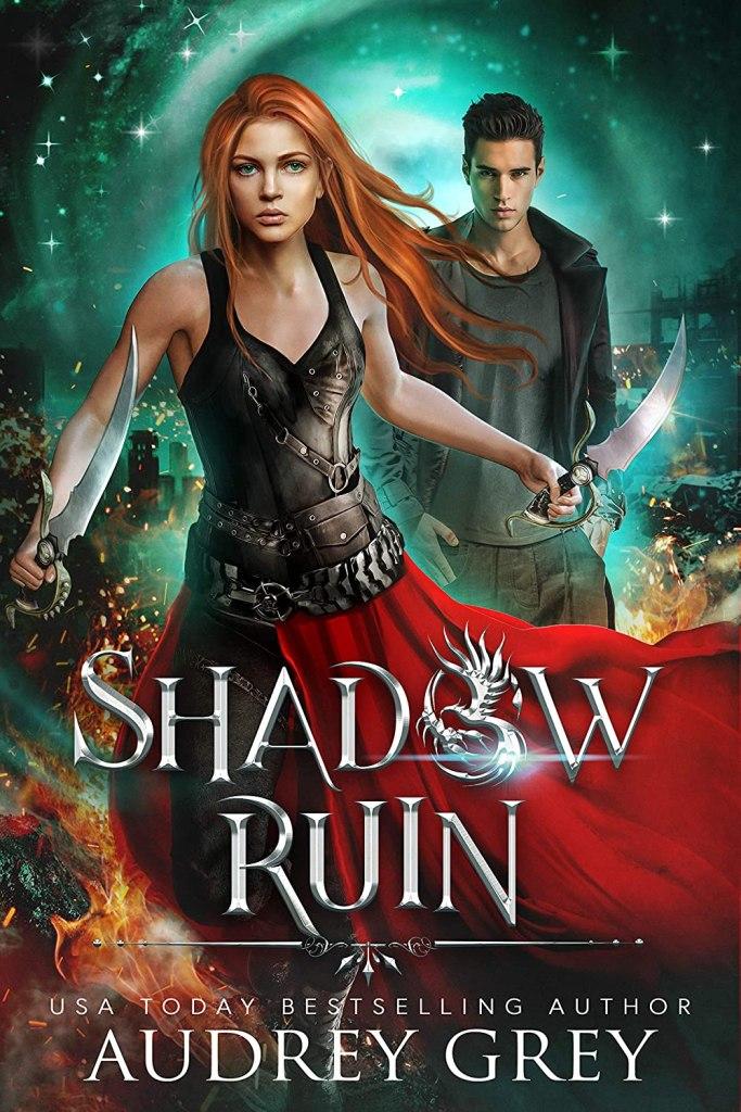 Book Cover: Shadow Ruin