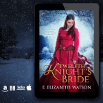 New Release! Check out this excerpt & giveaway from TWELFTH KNIGHT'S BRIDE by E. Elizabeth Watson!