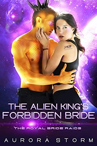 Book Cover: The Alien King's Forbidden Bride