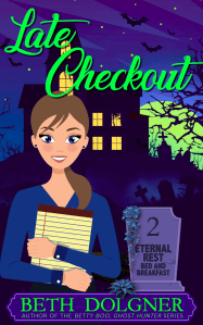 Book Cover: Late Checkout