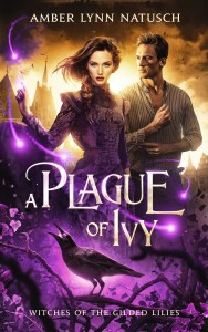 Book Cover: A Plague of Ivy