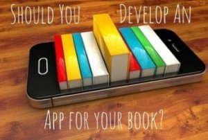 Books inside an iPhone