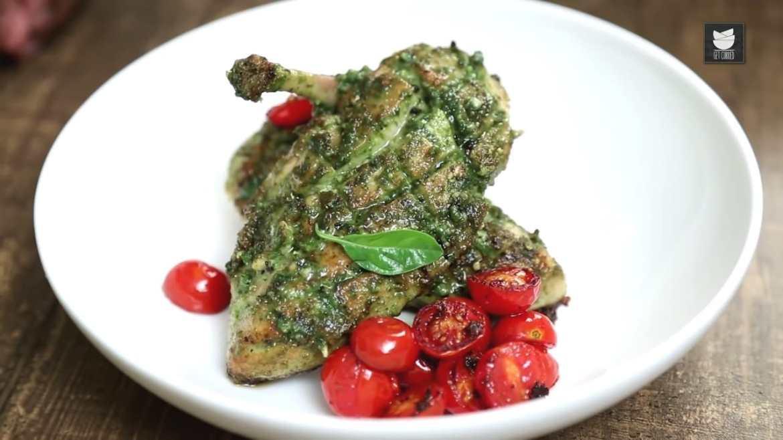 How To Make Pesto Chicken
