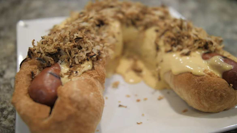 Kielbasa Sausage Roll