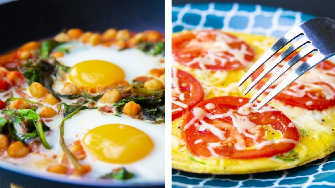 8 Healthy Egg Recipes For Weight Loss