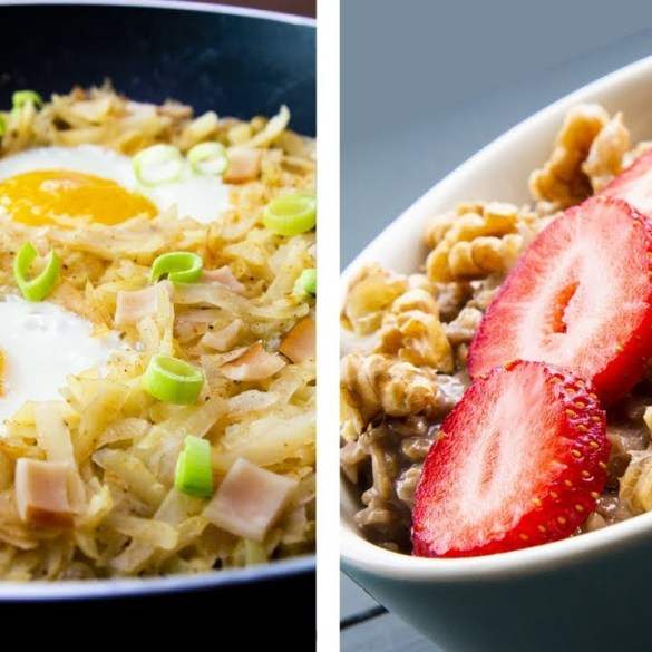 9 Healthy Breakfast Ideas For Weight Loss