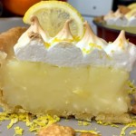 Lemon Tart with Meringue recipe