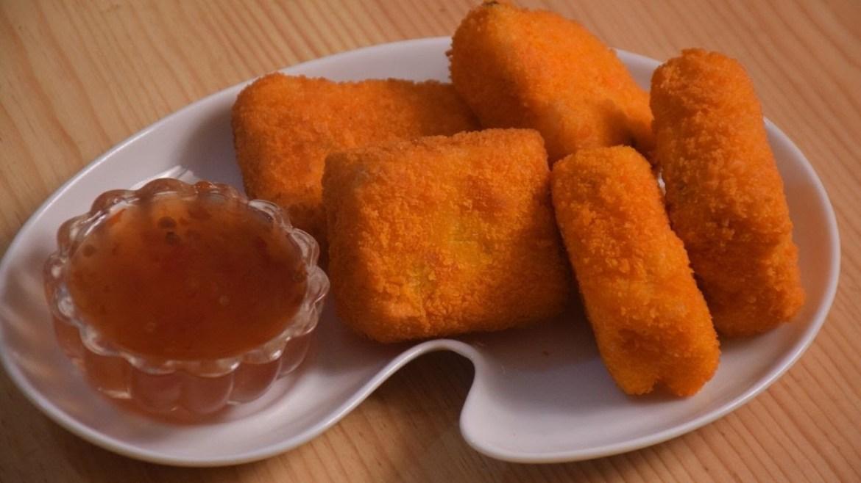 Upma Kabab