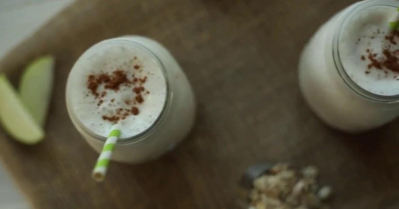 Apple Pie Shake milkshakes smoothie