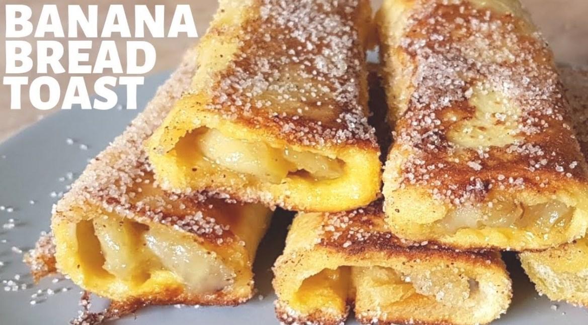 Banana Bread Toast