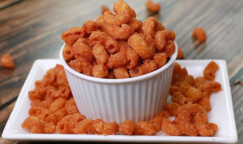 Crispy Macaroni Recipe