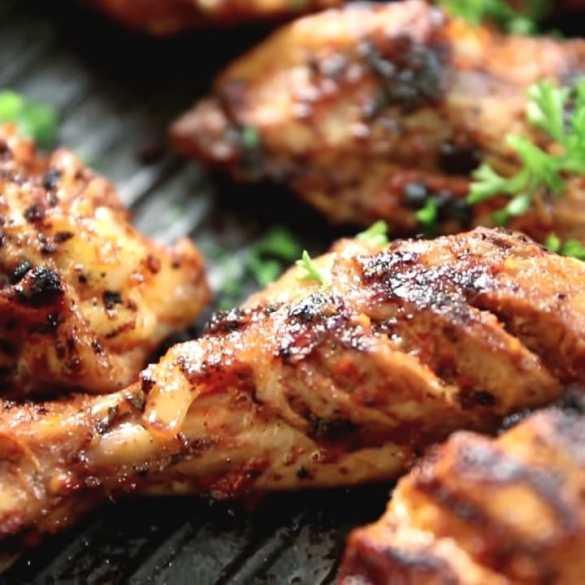 How To Make Chicken Peri Peri (African Barbeque Chicken Recipe)