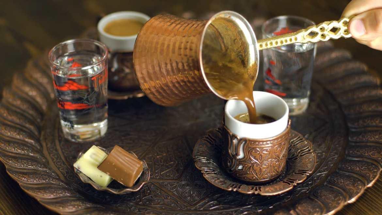 How to make best TURKISH COFFEE