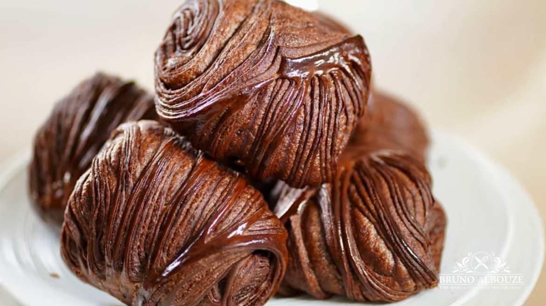 Chocolate Croissant - Chocolatine