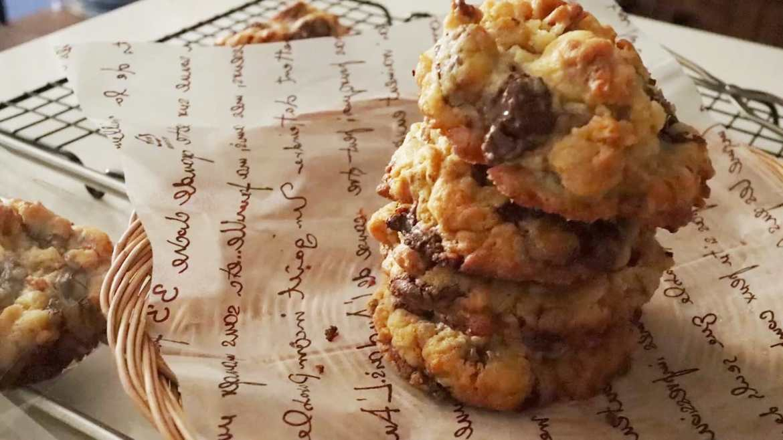 Levain Cookies Recipe