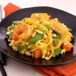 Grilled-Shrimp-Noodles-Recipe