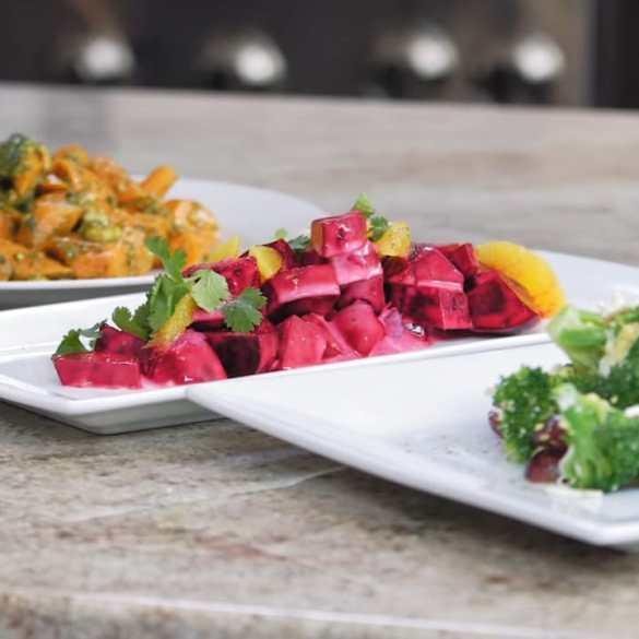 Healthy Veggies Recipes (3 Ways) - Made by Chef Robert Irvine's