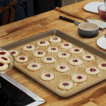 Anna Olson Teaches You How To Make Thumbprint Cookies