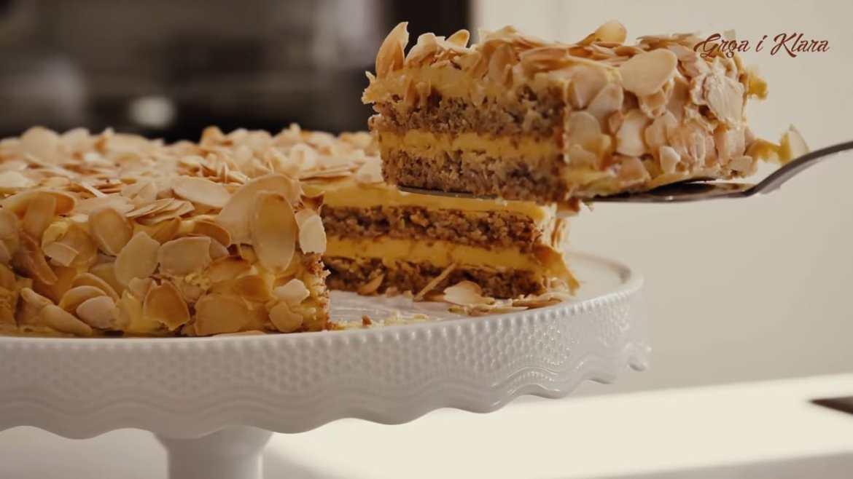 IKEA ALMOND CAKE