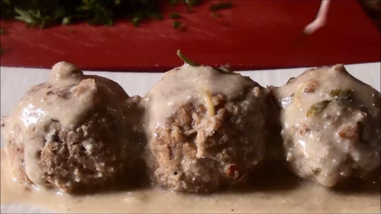 Low Calorie Swedish Meatballs Recipe
