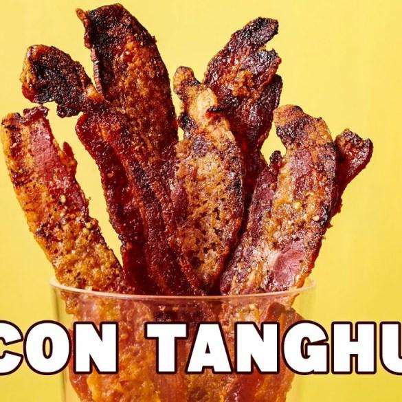 Bacon Tanghulu