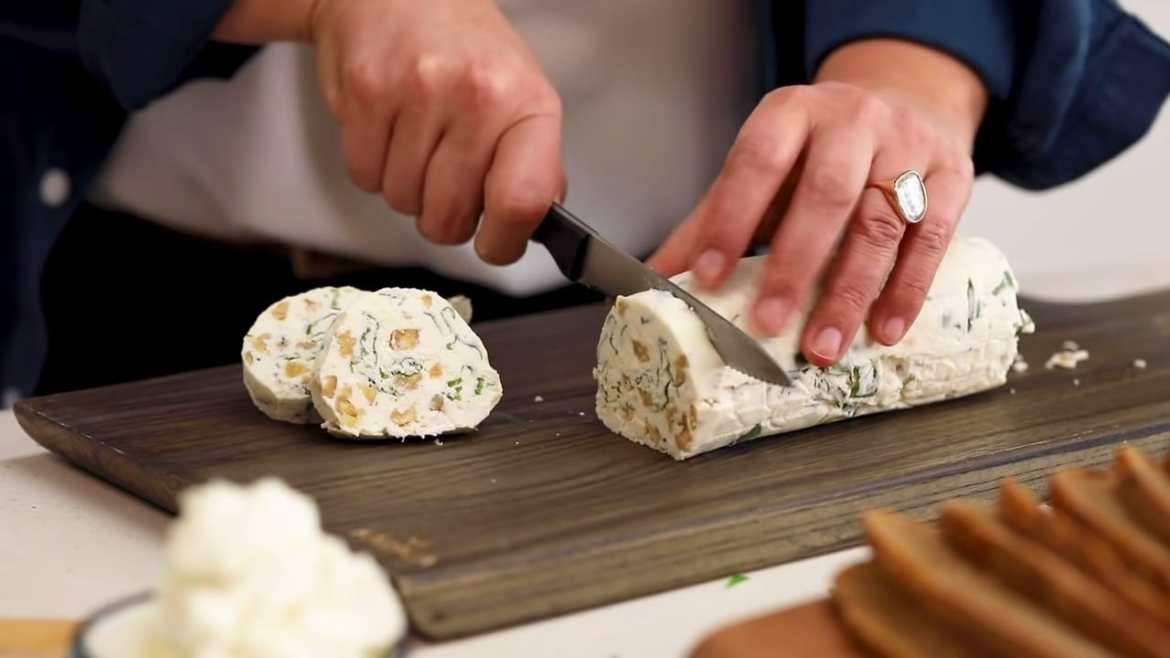 How to Make Homemade Cream Cheese, Truffle Cheese Recipe and More in 5 Minutes
