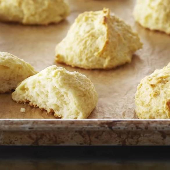 Professional Baker Teaches You How To Make BISCUITS!