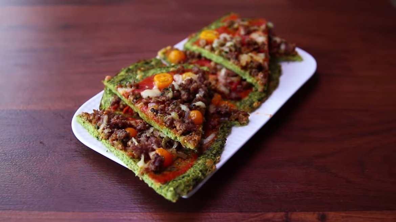 Pizza crust 70 calories