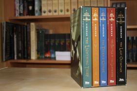 Percy Jackson von Rick Riordan