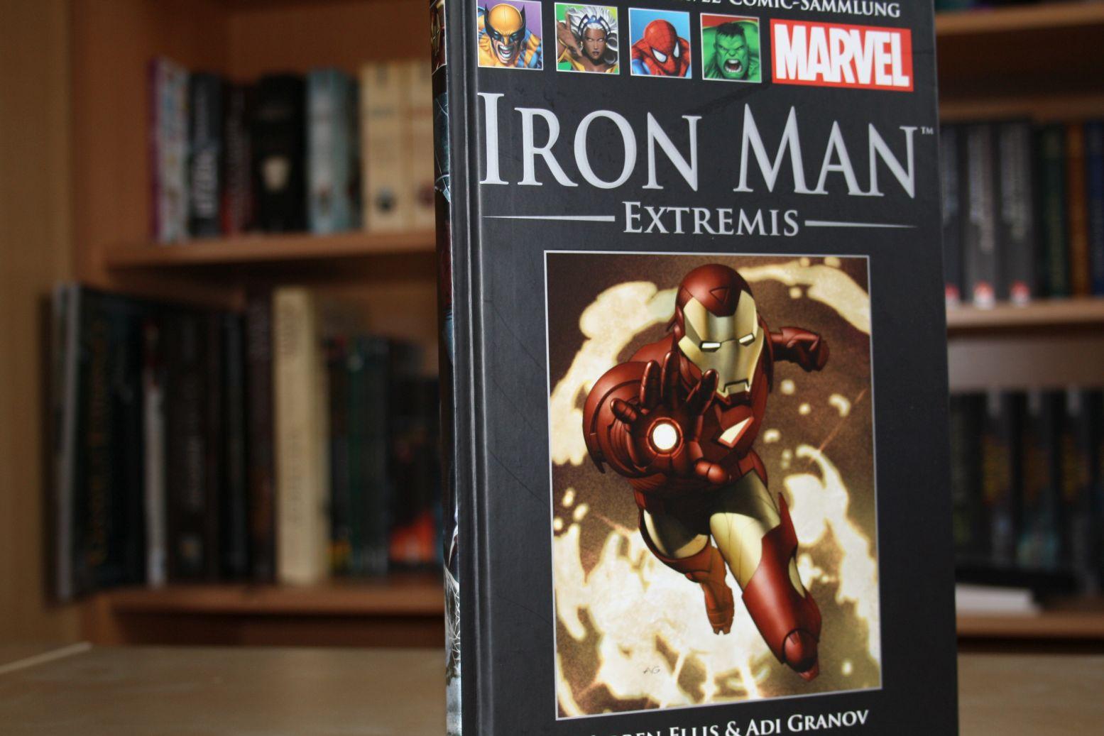 Iron Man - Extremis, Vorlage für Iron Man 3