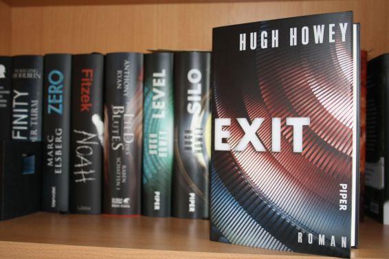 Exit von Hugh Howey