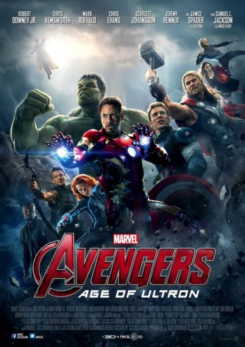 Avengers - Age of Ultron Filmplakat, (c) Walt Disney Studios