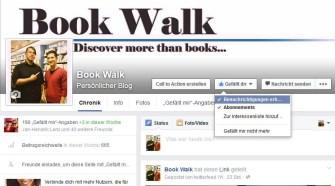 Facebook Benachrichtigungen aktivieren