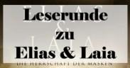 Leserunde zu Elias & Laia, Cover (c) One Verlag