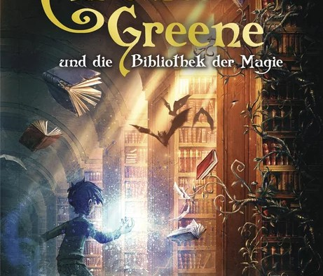 Archie Greene und die Bibliothek der Magie von D. D. Everest