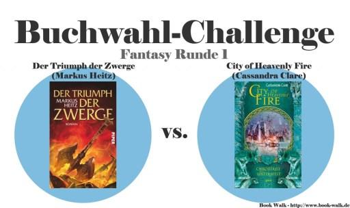 Der Triumph der Zwerge vs. City of Heavenly Fire