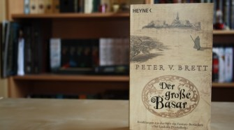 Der große Basar von Peter V. Brett