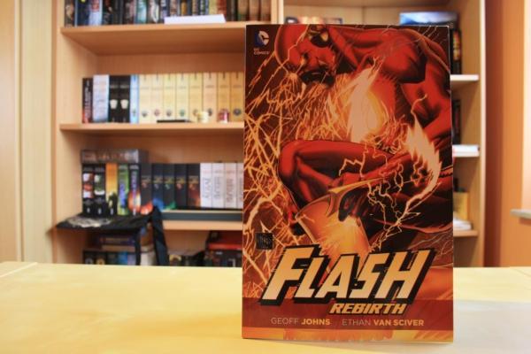 Flash Rebirth (Graphic-Novel)