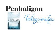 Penhaligon Verlag Frühjahrsprogramm 2016