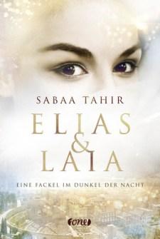 Book Cover: Elias & Laia - Eine Fackel im Dunkel der Nacht