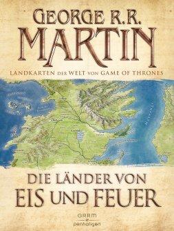 Book Cover: Die Länder von Eis und Feuer