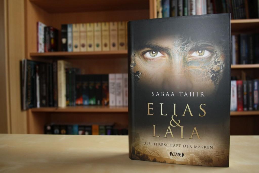 Elias & Laia: Die Herrschaft der Masken von Sabaa Tahir