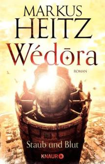 Book Cover: Wédora – Staub und Blut