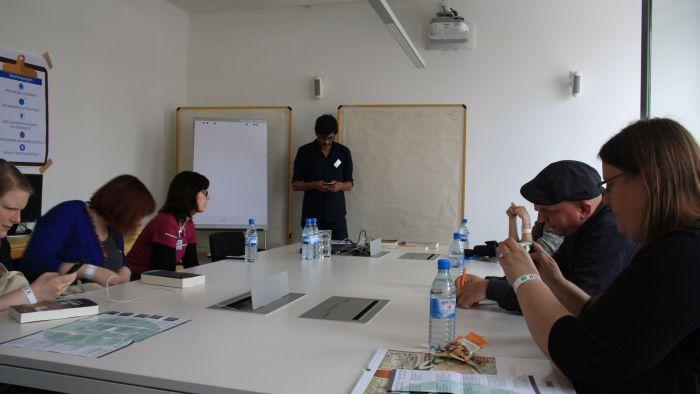 """3. Panel """"Caution: Hot Content!"""" mit Mario Giordano"""