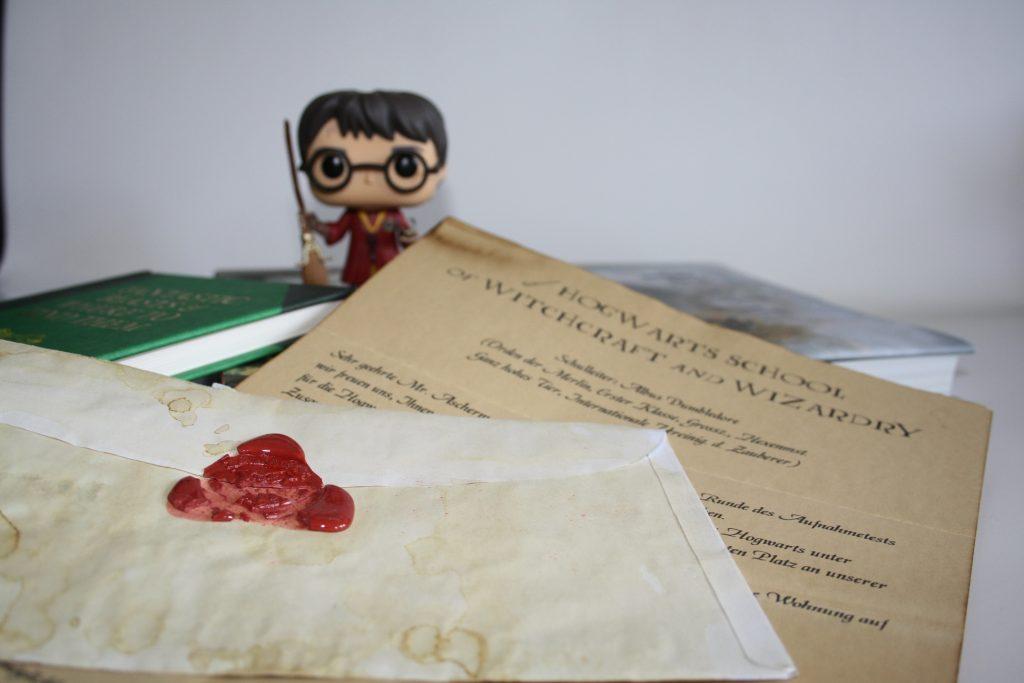 Harry Potter - Einladung nach Hogwarts