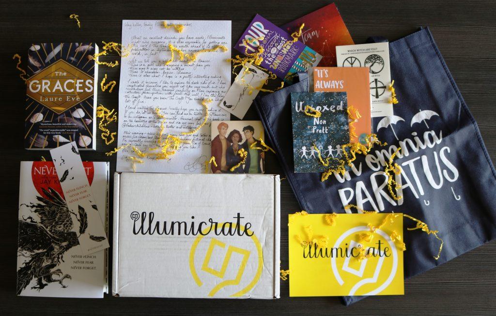 IllumiCrate August Box 2016