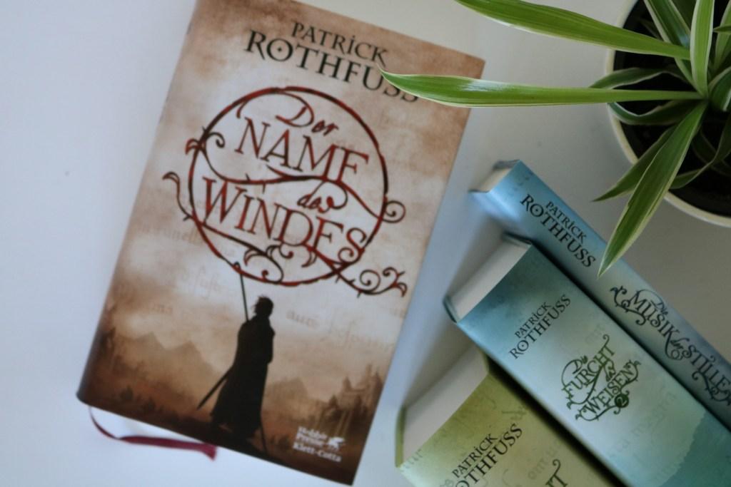 Die Königsmörder-Chroniken von Patrick Rothfuss